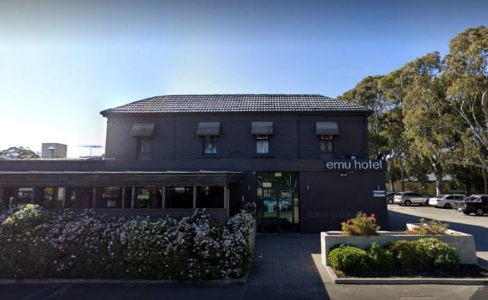 Emu Hotel Morphet Vale Google