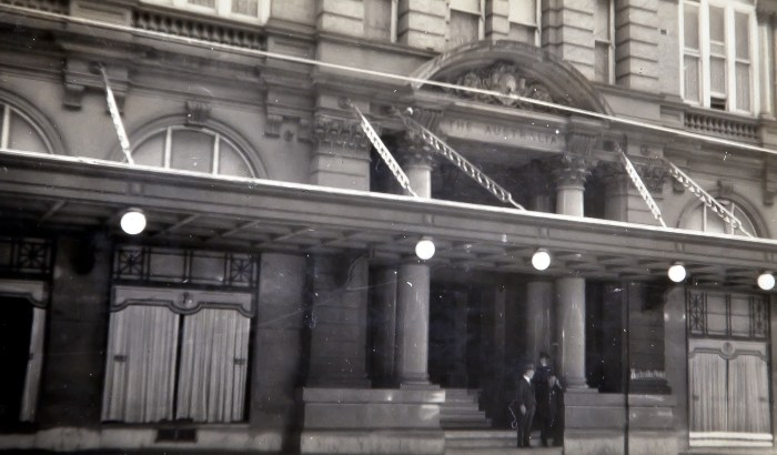 Hotel Australia Sydney 1930 NBA ANU