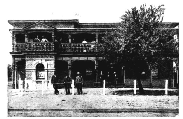 Woodbridge Hotel Woodbridge WA 1902