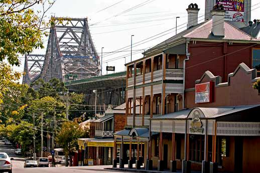Story Bridge Hotel, Brisbane