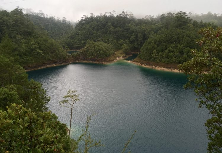 Cinco Lagos, Chiapas