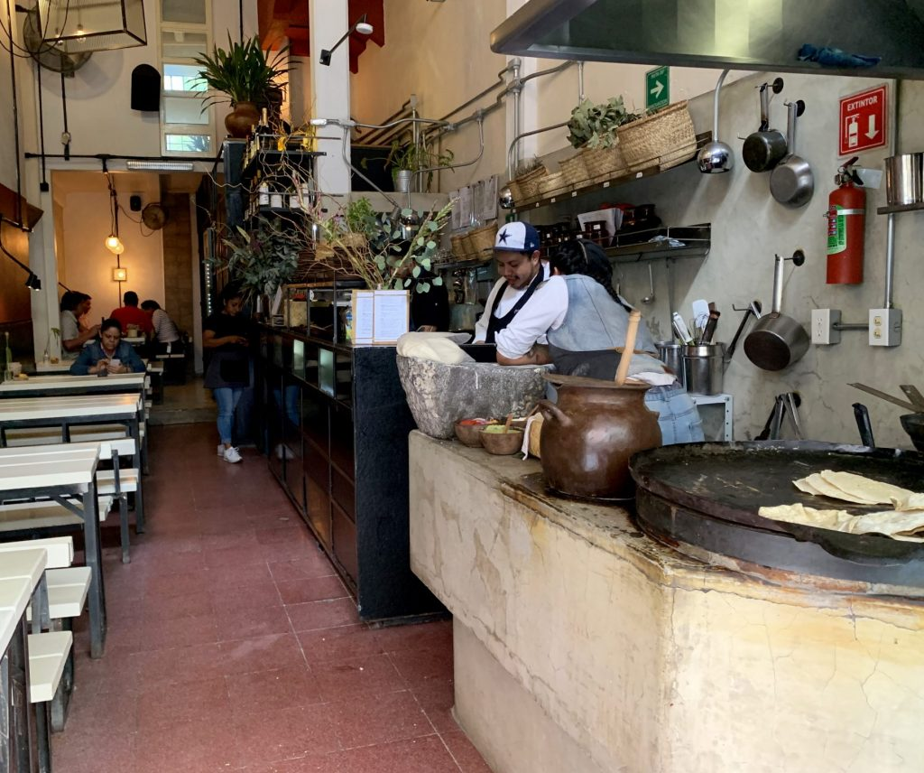 Sofía restaurant