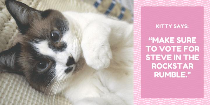 kitty says