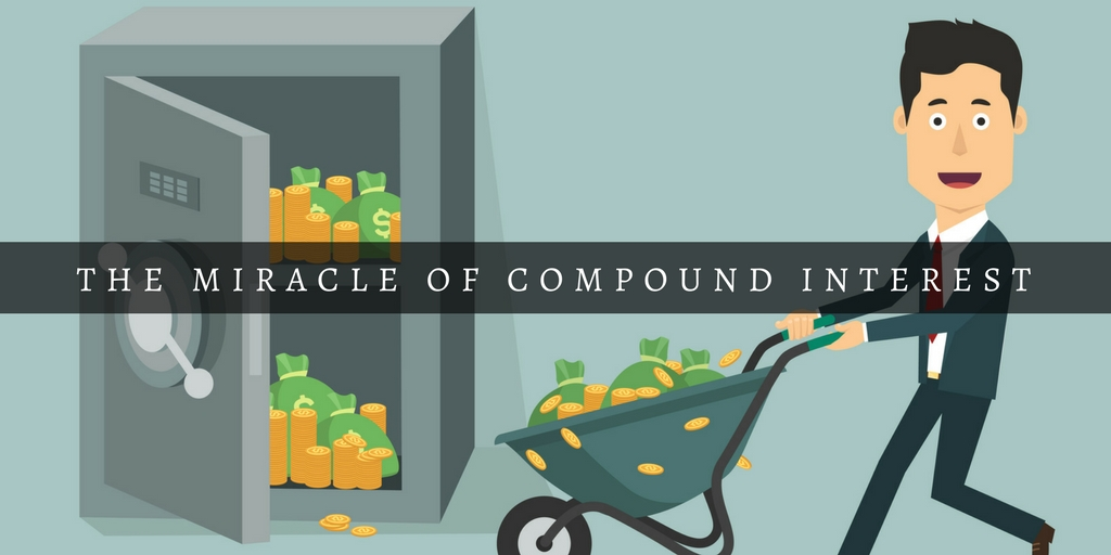 The first $100,000 is the hardest - the miracle of compound interest