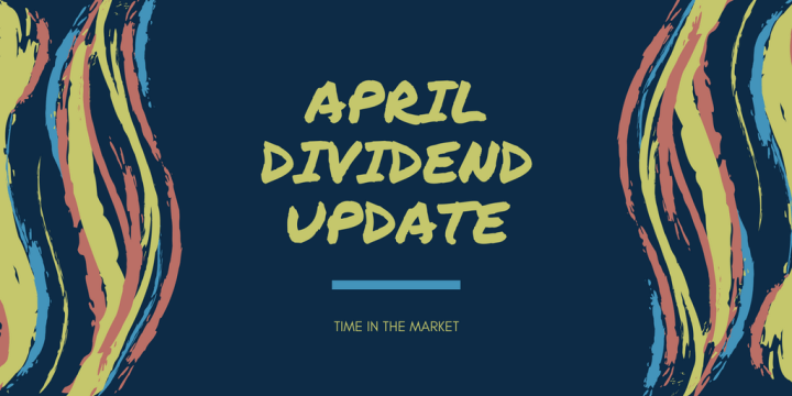 Time in the Market dividend review – April 2018 – Apple dividend increase