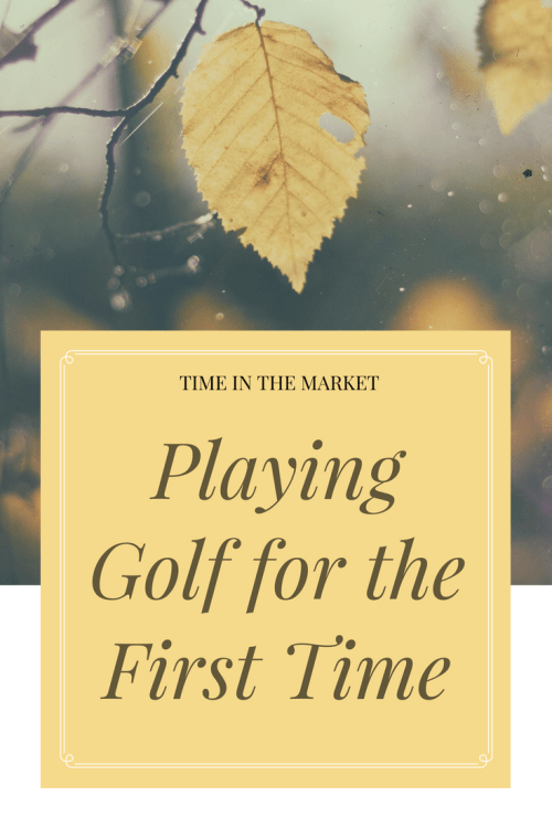 Playing golf for the first time. #Beginnergolf #golf #golfing #sports