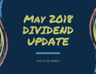 Time in the Market Dividend Review – May 2018 – Money Market Yields are Rising