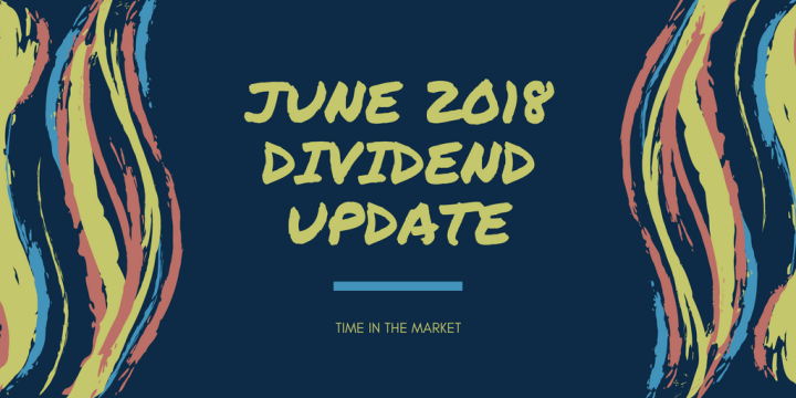 Time in the Market Dividend Review – June 2018 – Get by with a Little Help from my VIIIX