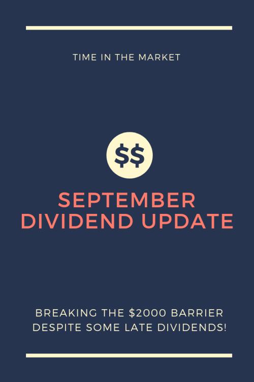 #dividends