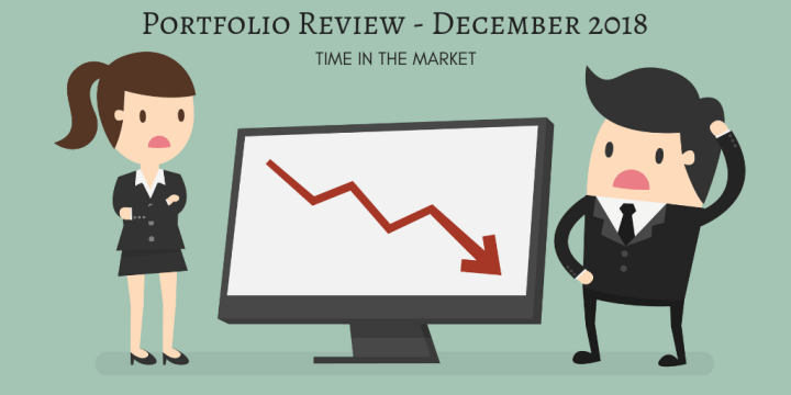 Portfolio Review – December 2018 – Negative Stock Returns