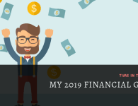 My 2019 Financial Goals – Nine Goals to Aim For in 2019