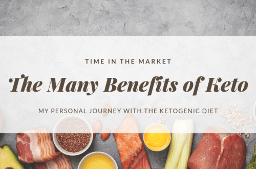 The benefits of keto(for me) are countless