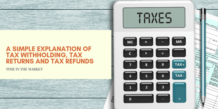A Simple Explanation of Tax Withholding, Tax Returns and Tax Refunds
