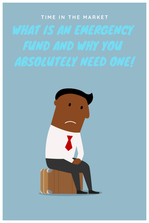 An emergency fund is designed to protect from life's problems. #money