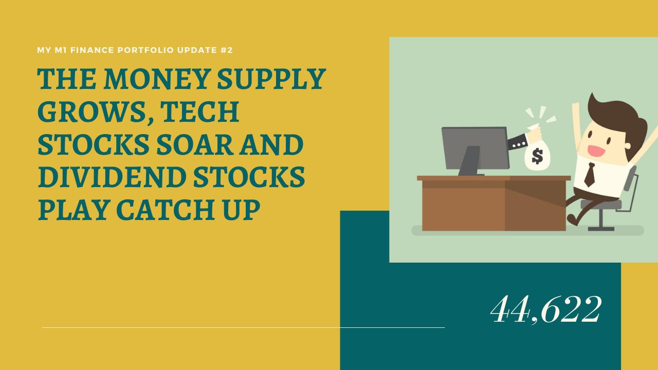 Portfolio Update #2 – Rising Stocks and The Money Supply