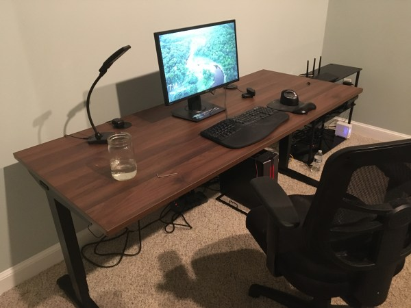First Home Desk