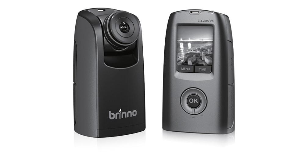 Long term time lapse camera: brinno