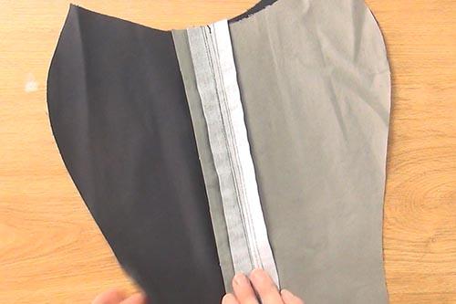 corset making, swing clips, steampunk corset making