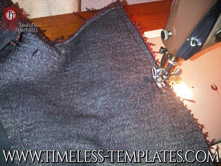 steampunk vest waistcoat tutorial