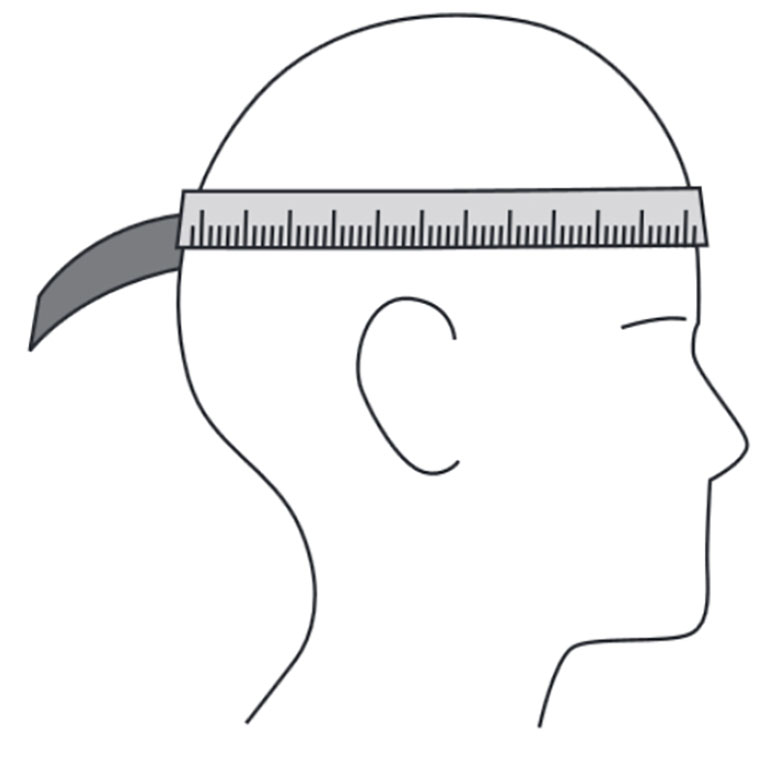 head measure for hat making