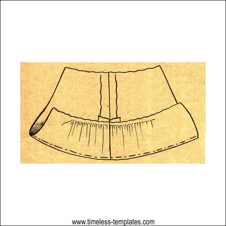 hemming curved fabric