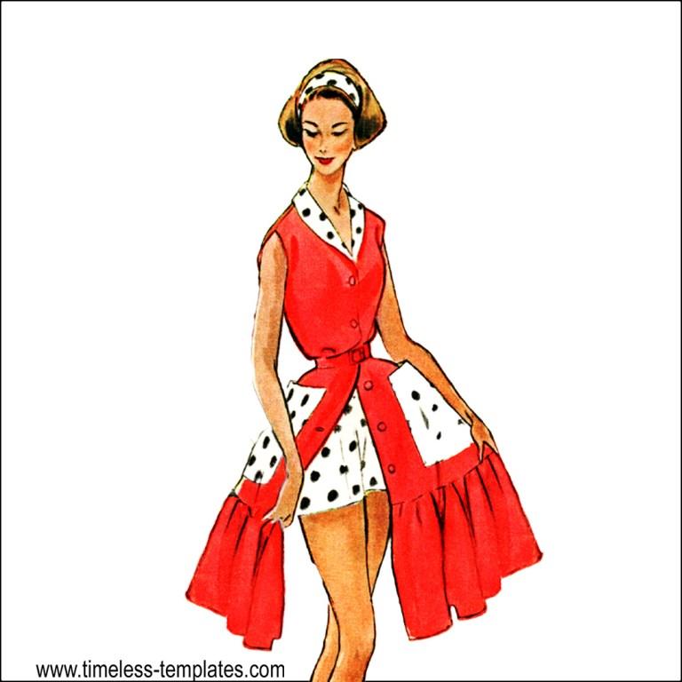 vintage beach dress sewing patterns