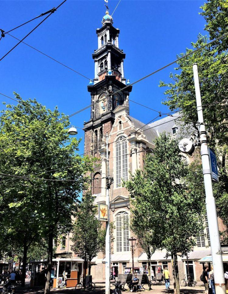 Amsterdam - The Westerkerk