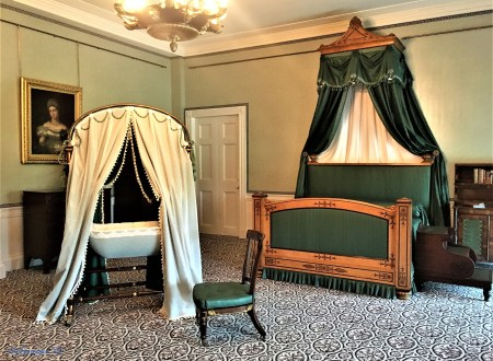 Kensington Palace: A Royal Childhood - The Baby Room where Victoria was born