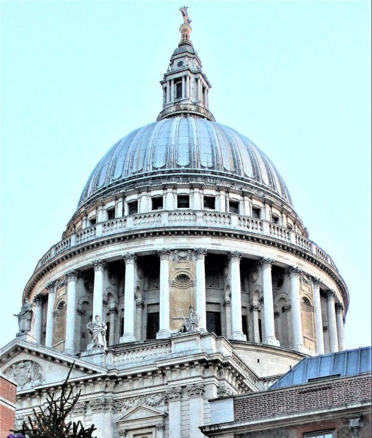 London MyCityMyTown Series - St Paul's Cathedral