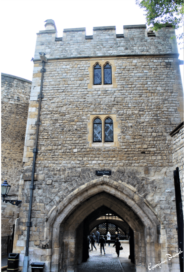 The Bloody Tower, Tower of London