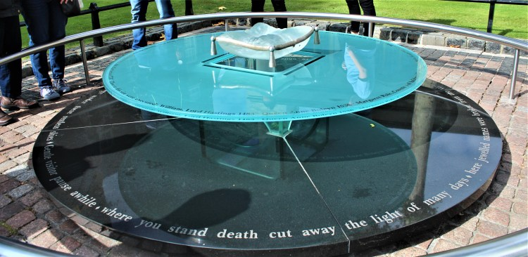 Memorial at Tower Green