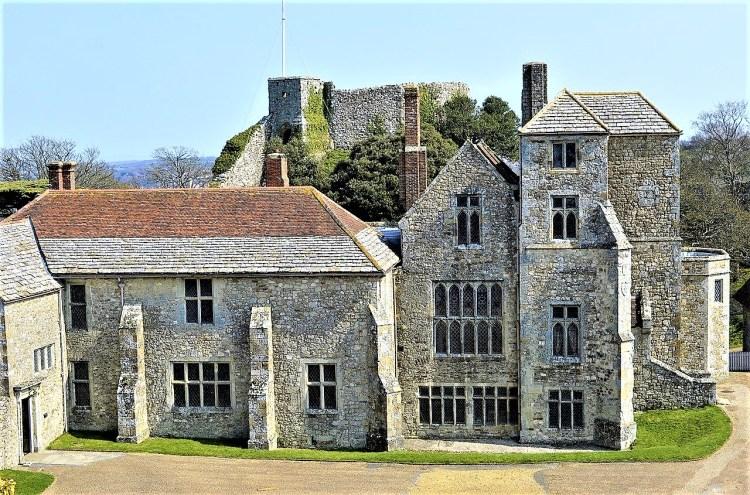 Isle of Wight Carisbrook Castle