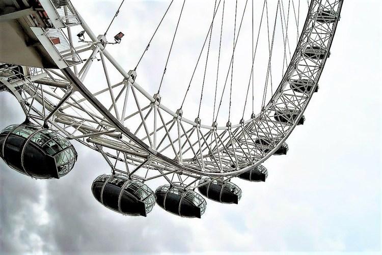 London Eye: Capsules.London Eye