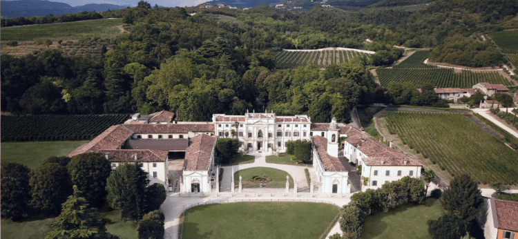 Experience at the Bertani family estate | Unique experience at a Venetian Villa | Things to do in Verona