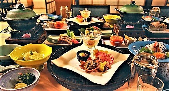 Kyoto City Guide   Kaiseki Dining