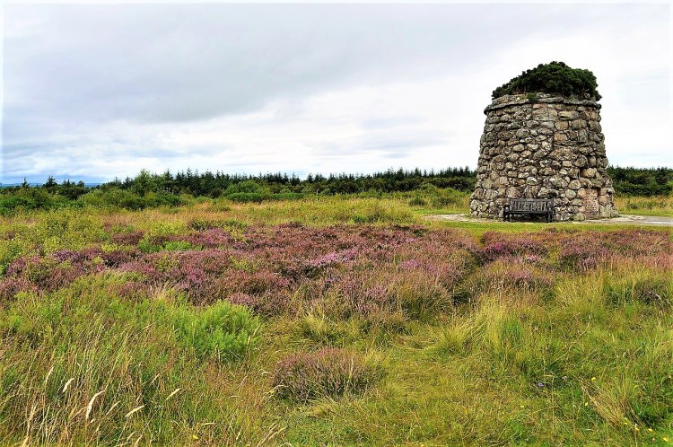 Culloden Battlefield.Complete Guide to the Capital of the City