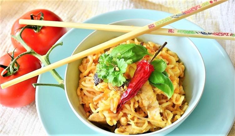Exotic Asia.cuisine.fried.noodles