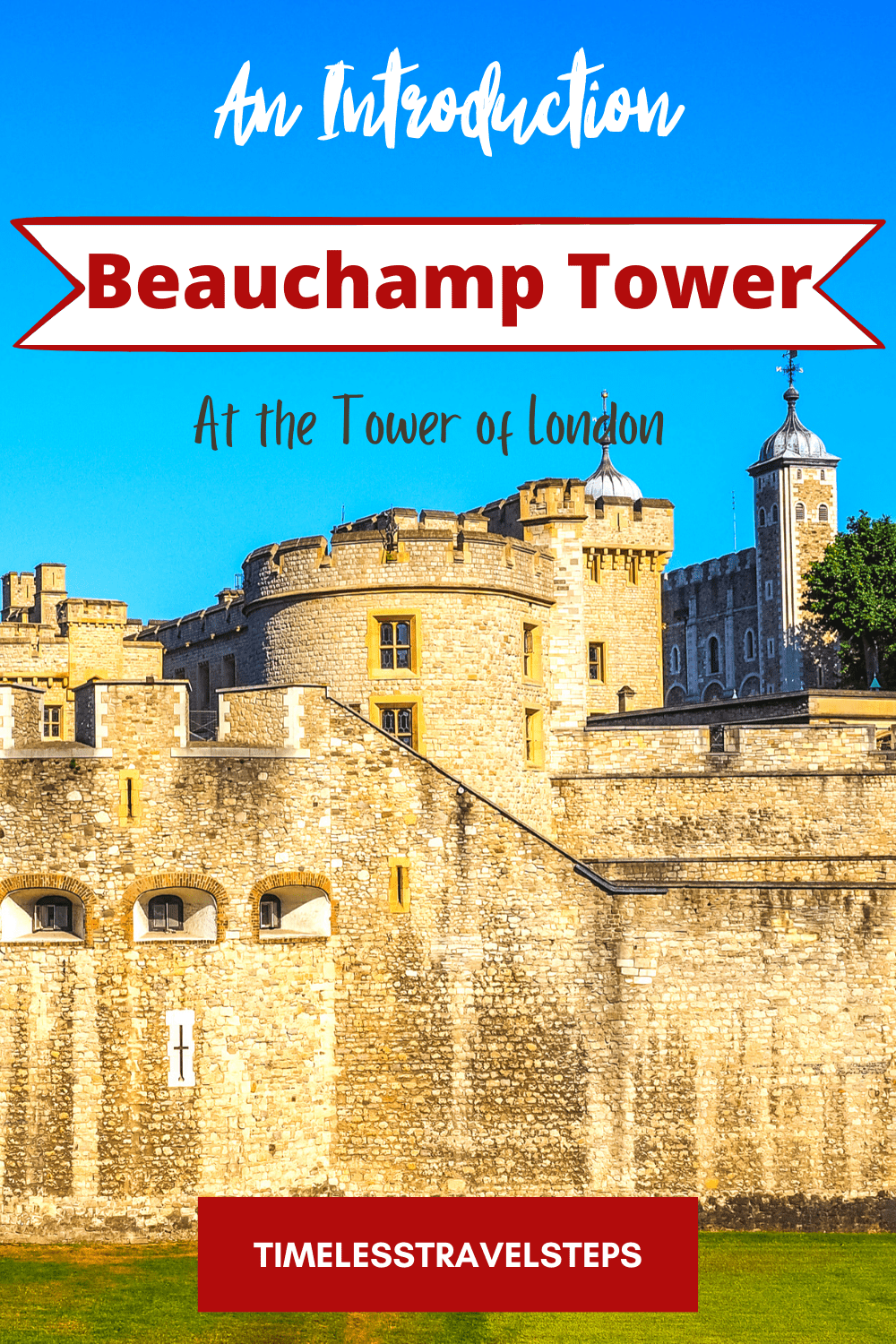 Beauchamp Tower London is one of the many hidden gems behind the walls of the fortress-discover the true stories, testaments left behind underneath its many layers of history via @GGeorgina_mytimelessfootsteps/