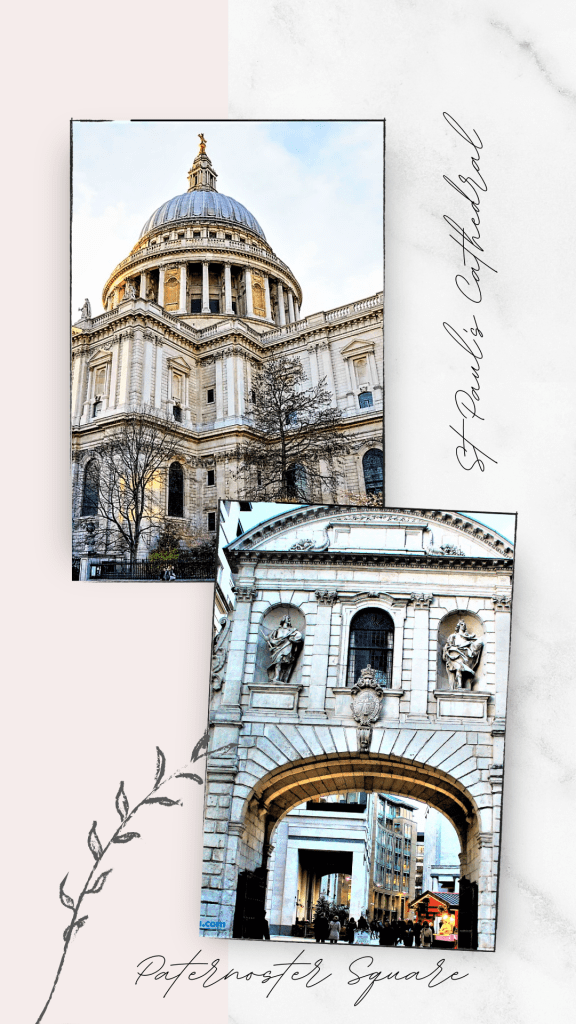 St Paul's Cathedral #1 London mycitymytown series