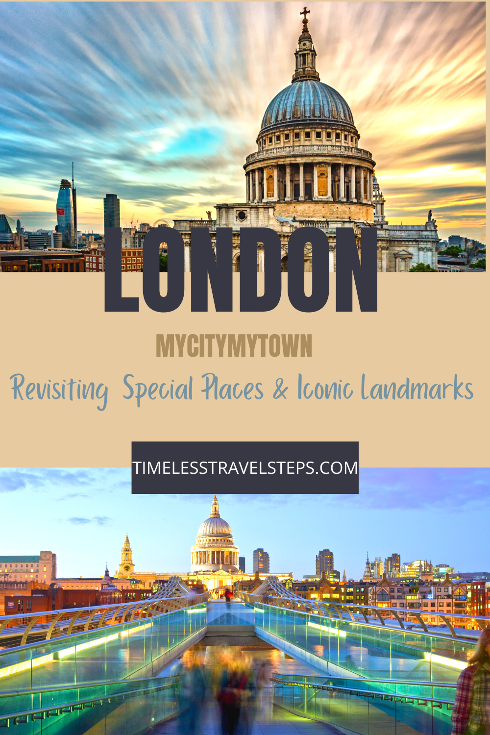 London MyCityMyTown Series is a collection of articles reflecting my yester-years and hope in some way will inspire you to visit this beautiful City.| London | Visit London | Visit England | Landmarks in London | Best places to visit in London | Things to do in London via @GGeorgina_timelesstravelsteps/