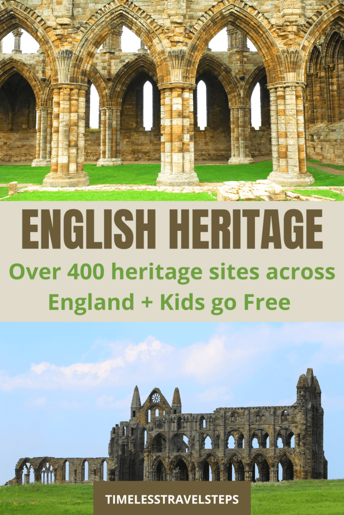 English Heritage Membership