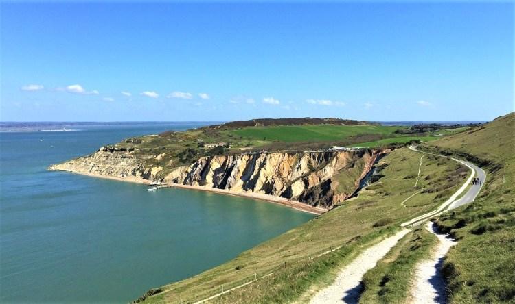 Ways to explore Isle of Wight |  coastline