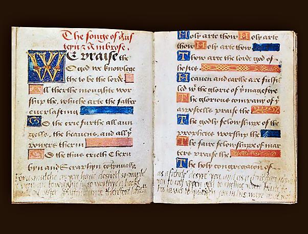 Lady Jane Grey Prayer Book