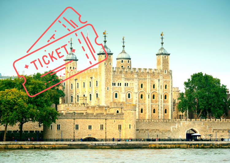 Ways to experience the Tower of London