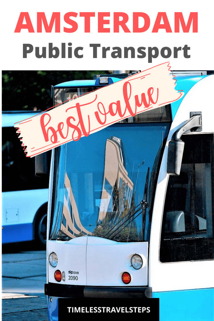 best value public transportation for Amsterdam