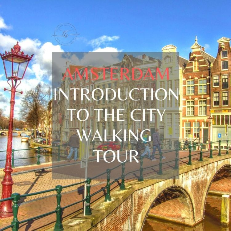 introduction to the city walking tours in Amsterdam