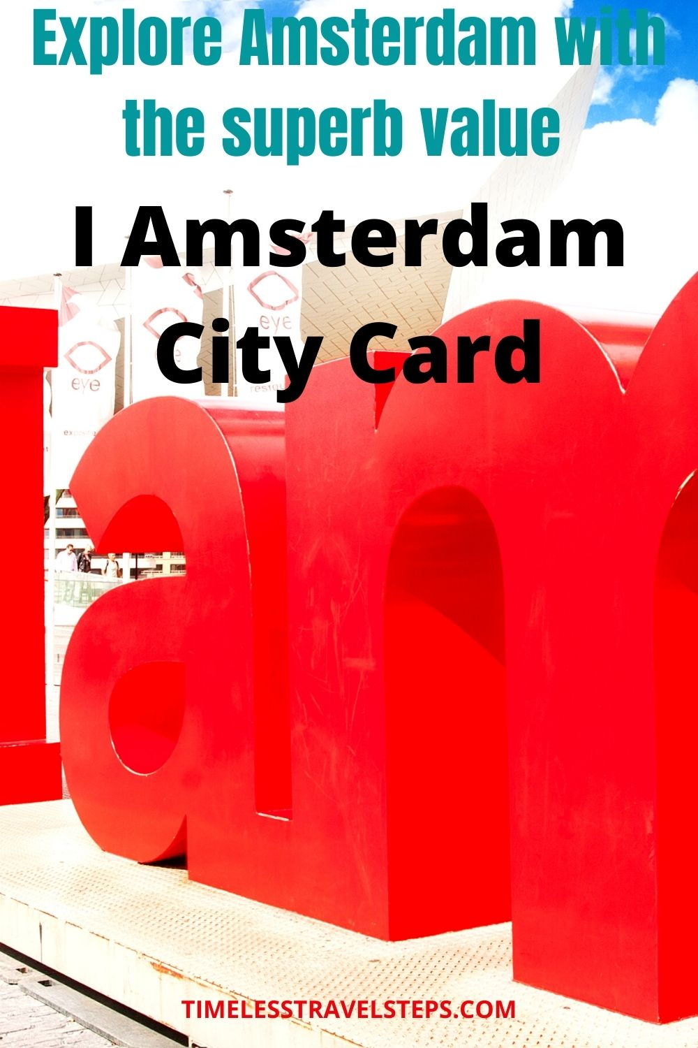 Save money while attraction hopping and dining and in some instances, priority access avoiding the long queues - Explore the city of culture with the superb value I Amsterdam City Card via @GGeorgina_timelesstravelsteps/