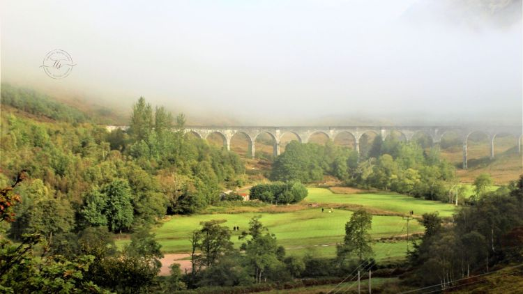 Glenfinnan Viaduct | The Highlands and Steam Train tours