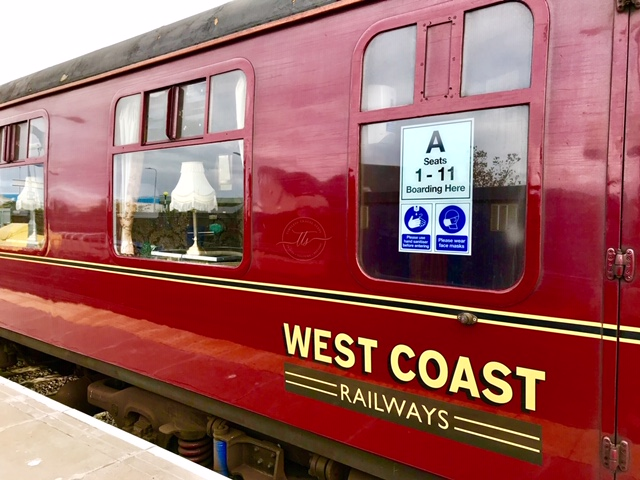 Jacobite Steam Train Mallaig to Fort William