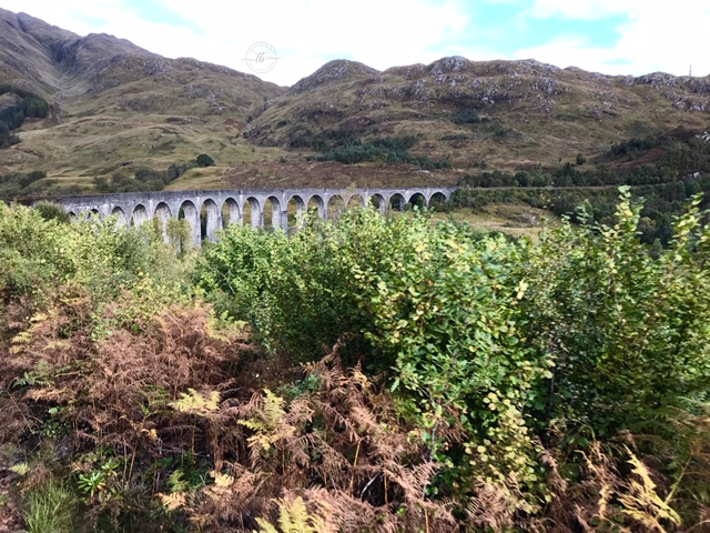 IMG_7263 view of the Glenfinnan viaduct from the harry potter train